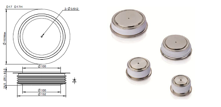 power diode rectifying diode